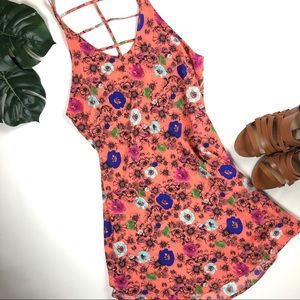 Lush 🌿 Nordstrom Floral Dress Small